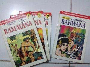 Komik Ramayana dan Lahirnya Rahwana