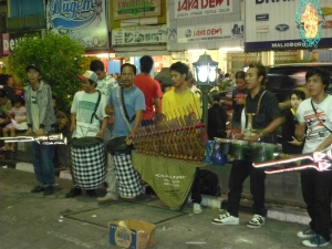 Musisi Jalanan Malioboro