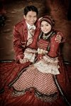 Rima n her husband