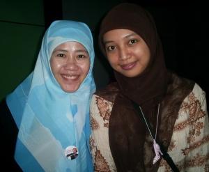 Asma Nadia dan saya