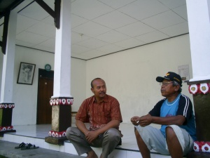 Bapak dan Pak Tarno
