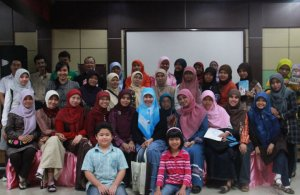 Alumni Workshop Menulis Asma Nadia Surabaya
