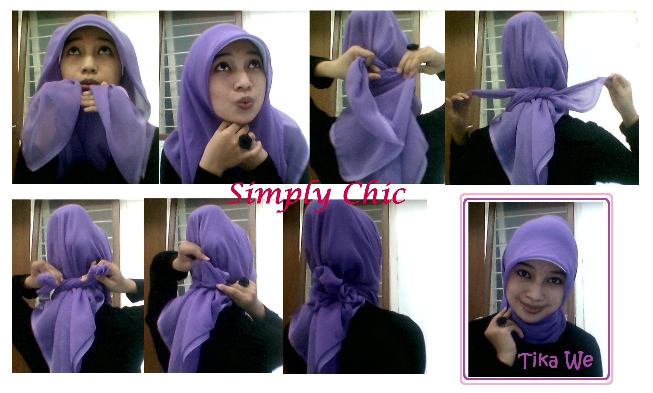 Permalink to Hijab Simple Untuk Sehari-hari Potongan Harga
