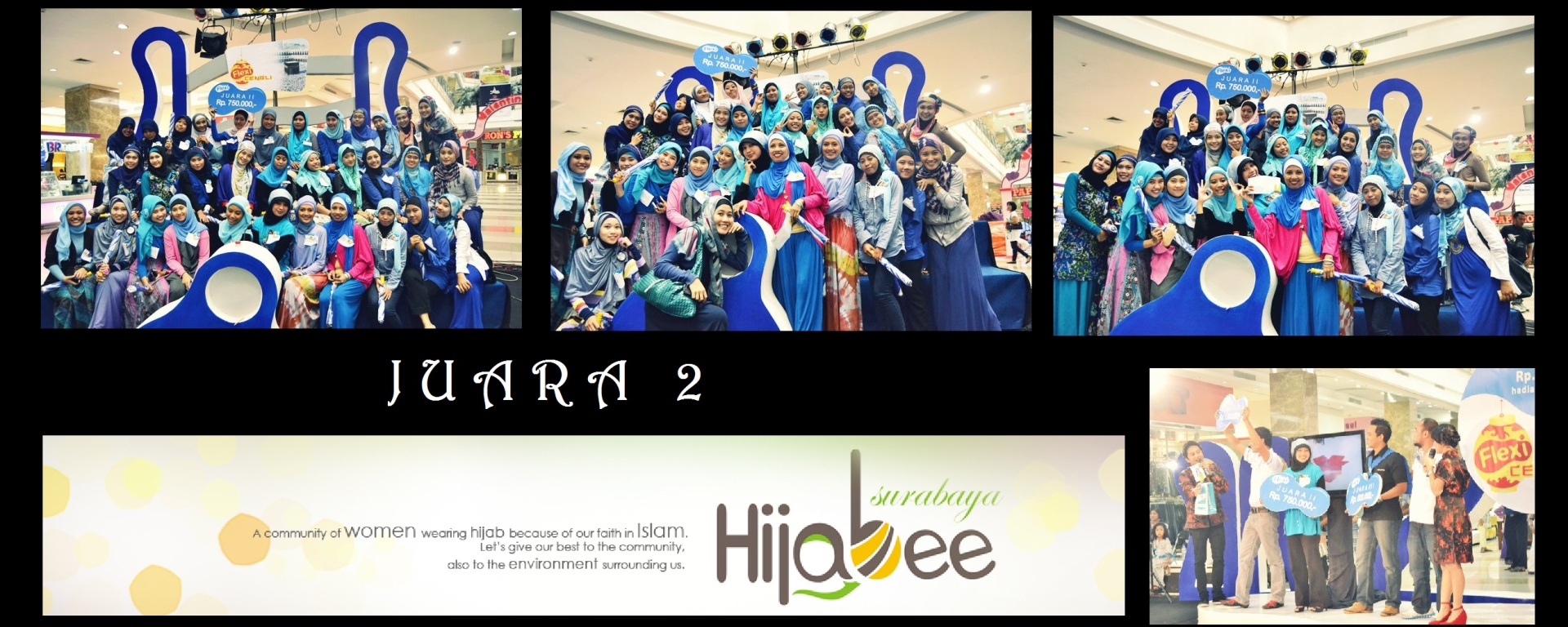 Hijabee The Victory