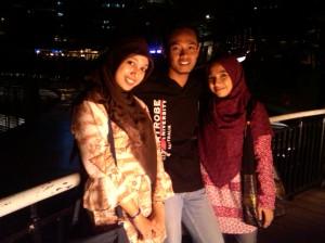 Saya, Bang Onos, dan Elly