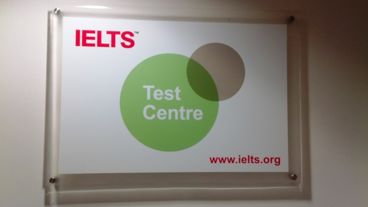 IELTS at IALF