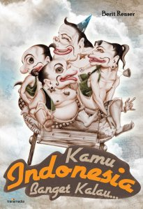 Giveaway: Buku Kamu Indonesia Banget Kalau