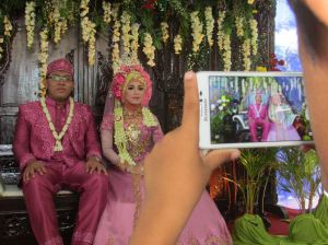 Elly's wedding